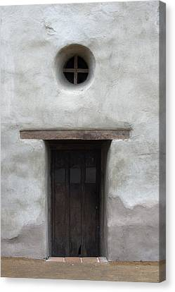 Door-cc Canvas Print by Joey  Maganini