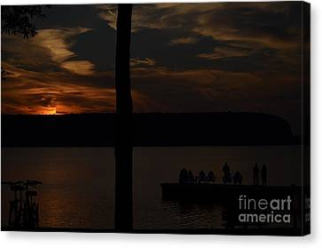 Door County Wi  Canvas Print