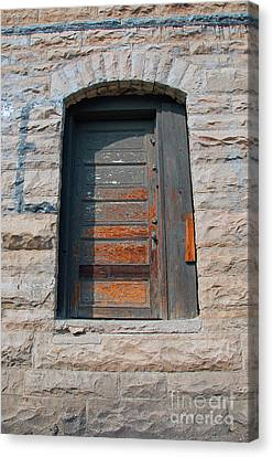 Door Series 2 Canvas Print