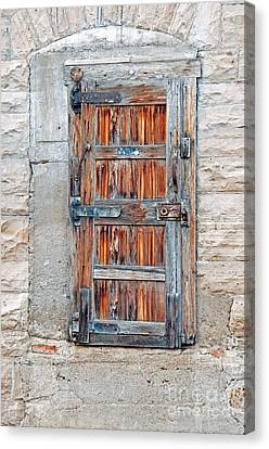 Door Series Canvas Print