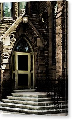 Door To Sanctuary Series Image 4 Of 4 Canvas Print