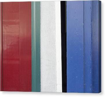Doorframes Canvas Print by Stuart Hicks