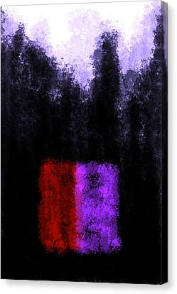 Doors Canvas Print by Len YewHeng