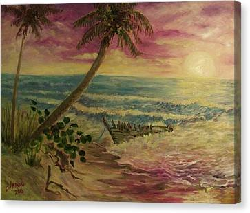 Dory Storey Canvas Print