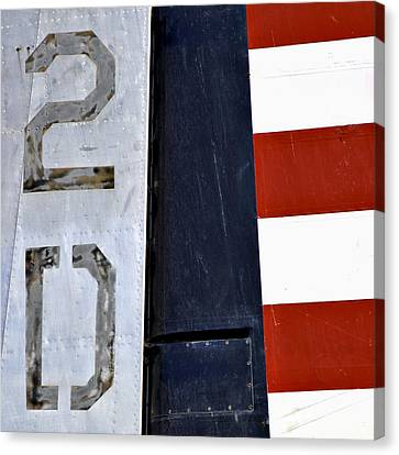 Douglas B-23 Dragon Canvas Print by Carol Leigh