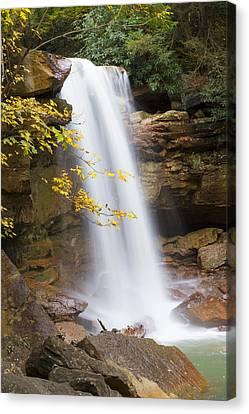 Douglas Falls Canvas Print