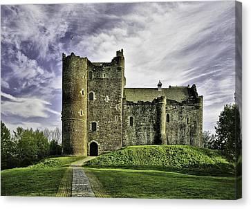 Doune Castle Canvas Print