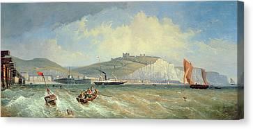 Dover, 19th Century Canvas Print