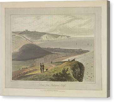 Dover Canvas Print by British Library