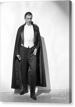 Dracula Canvas Print by MMG Archive Prints