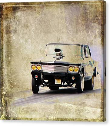 Drag Time Canvas Print by Steve McKinzie