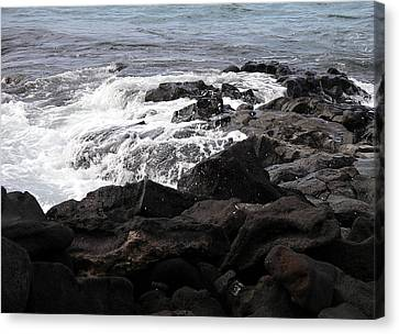 Dramatic Waters Canvas Print