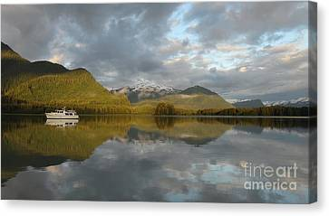 Dream Anchorage Canvas Print
