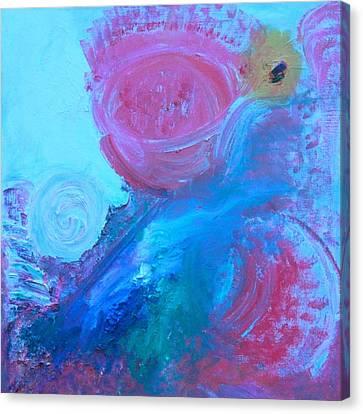 Dream Angel Canvas Print by Jay Kyle Petersen
