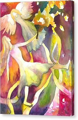 Dream Angel Canvas Print