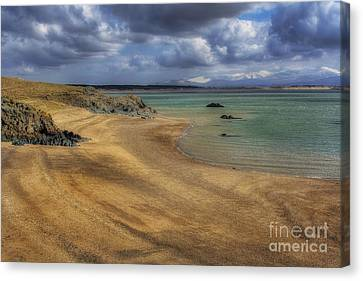 Dream Beach Canvas Print by Ian Mitchell