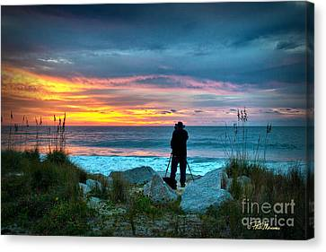 Canvas Print featuring the photograph Dream Big Dreams In Color by Phil Mancuso