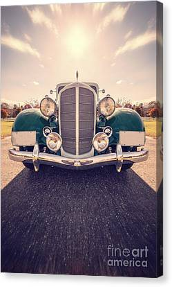 Dream Car Canvas Print by Edward Fielding