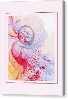 Dream Catcher Canvas Print by Gayle Odsather