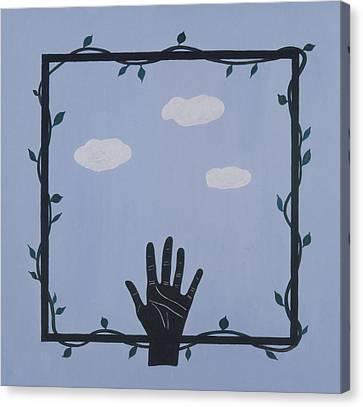 Dream Canvas Print by Elle Nicolai