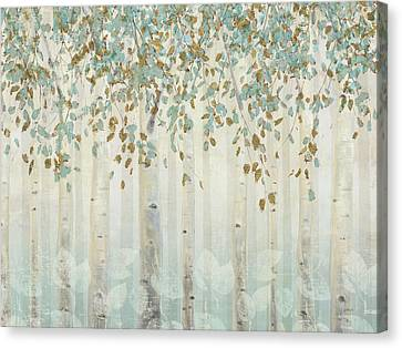 Dream Forest I Canvas Print by James Wiens