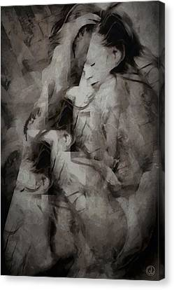 Profile Canvas Print - Dream by Gun Legler