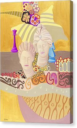 Dream Magic Canvas Print