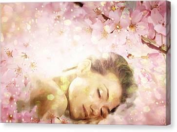 Dream Of Spring Canvas Print by Gun Legler