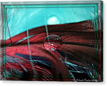 Canvas Print featuring the photograph Dream On by Michaela Preston