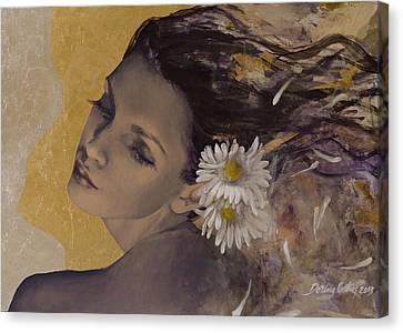 Dream Traveler Canvas Print by Dorina  Costras