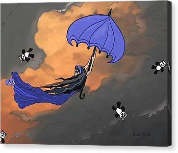 Dream Traveler Canvas Print