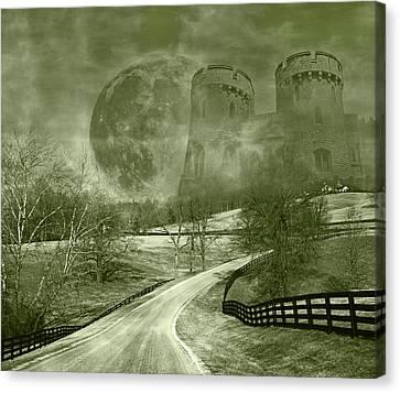 Dreamer Kingdom Canvas Print by Betsy Knapp