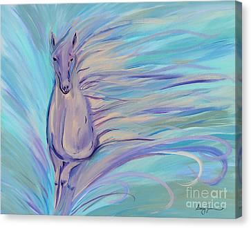 Dreamer Canvas Print by Stacey Zimmerman