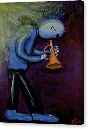Dreamers 99-001 Canvas Print by Mario Perron