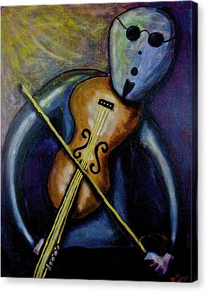 Dreamers 99-002 Canvas Print by Mario Perron