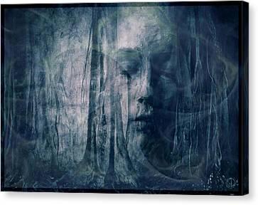 Dreamforest Canvas Print - Dreamforest by Gun Legler