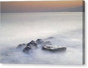 Andalucia Canvas Print - dreaming between the islands I by Guido Montanes Castillo