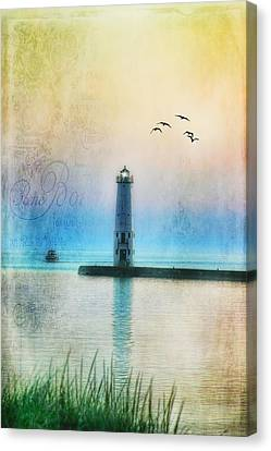 Dreaming Canvas Print by Joan Bertucci