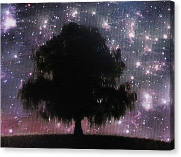 Dreaming Tree Canvas Print by Aaron Martens