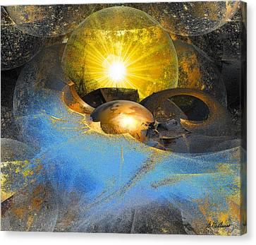 Dreamland Canvas Print by Michael Durst