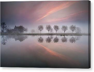 Dreamland Canvas Print