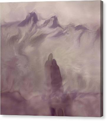 Dreams #046 Canvas Print by Viggo Mortensen