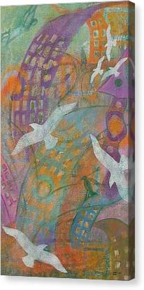 Dreams And Windows Canvas Print