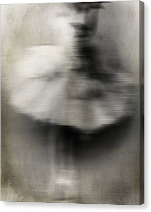 Dreams To Dance  Canvas Print by Jerry Cordeiro
