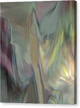 Dreams #021 Canvas Print by Viggo Mortensen