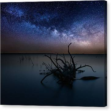 Dreamscape Canvas Print by Aaron J Groen