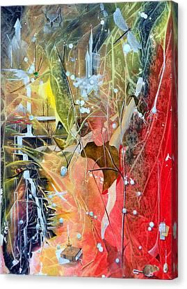 Dreamscape Of Aaralyn Canvas Print