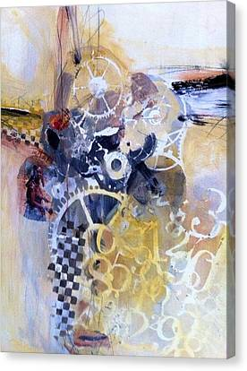 Dreamtime Canvas Print by Gloria Avner