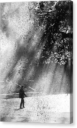 Dreamwalking Canvas Print by Ilker Goksen