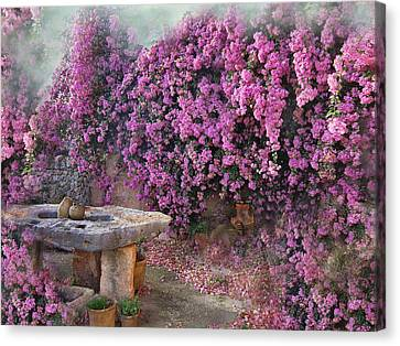 Dreamy 1 Canvas Print by Manfred Lutzius